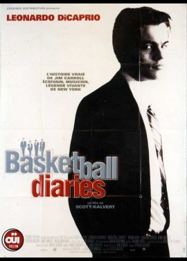 BASKETBALL DIARIES movie poster