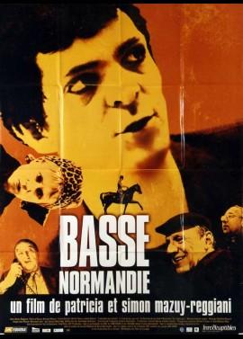 affiche du film BASSE NORMANDIE