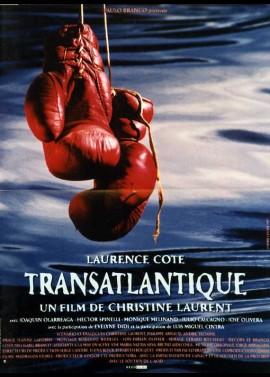 TRANSATLANTIQUE movie poster