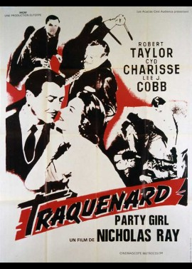 PARTY GIRL movie poster