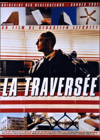 TRAVERSEE (LA) movie poster