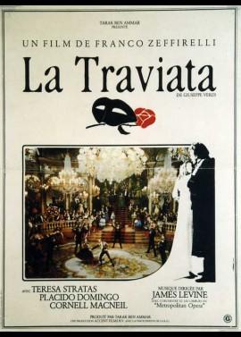 TRAVIATA (LA) movie poster