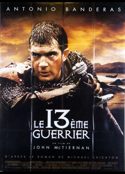 13 TH WARRIOR (THE) movie poster