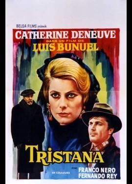 TRISTANA movie poster
