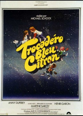 TROCADERO BLEU CITRON movie poster